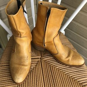 Wild country vintage western boots
